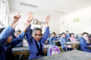 """الأمراض الجلدية والداخلية تتصدر لائحة """"الأكثر انتشارا في المدارس"""""""