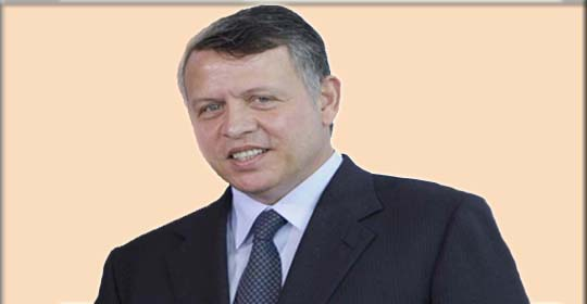 الملك : على إسرائيل حسم خياراتها ولا تعديل للمبادرة العربية