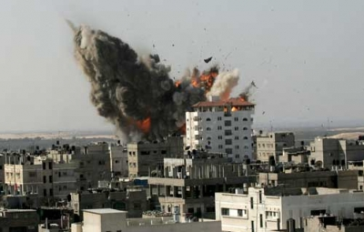 هل سلمت قناة العربية تسجيلا لموقع صحيفة هآرتس يدعم الرواية الإسرائيلية؟