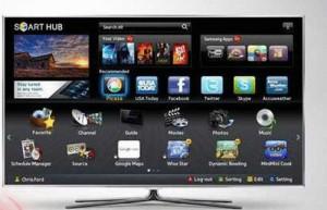 تلفزيون سامسونج الجديد يمكنه تصفح الإنترنت بالإشارة