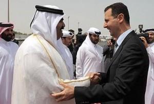 اصرار قطري على تغيير النظام السوري مهما كان الثمن ..!!