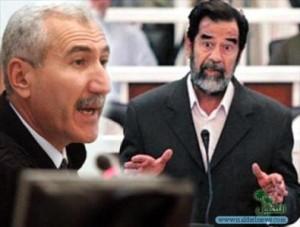 القاضي رزكار : عظمة صدام حسين وشيبته ووقاره و الحق الذي يقف به امامي سبب استقالتي