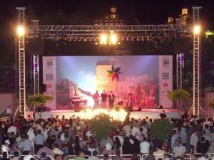 انطلاق فعاليات مهرجان الوان بلدنا في حدائق الحسين  السبت