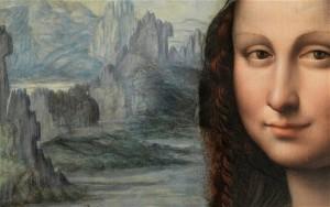 العثور على نسخة من موناليزا بفرشاة احد تلاميذ ليوناردو