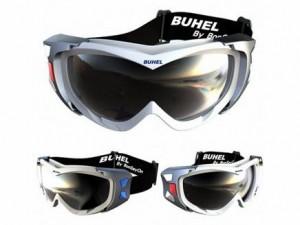 شركة إيطالية تطرح نظارة تزلج بإمكانيات متميزة