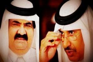 صراع بين أمير قطر ورئيس وزرائه على السلطة