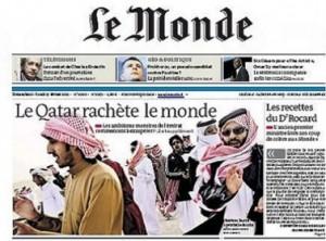 لوموند: قطر تشتري العالم!!!