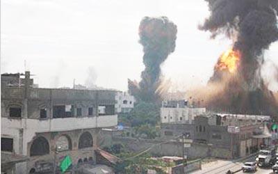 حماس تصرف مبلغ ألف يورو لكل أسرة شهيد وخمسمائة يورو لكل جريح