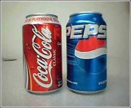 .بيبسي وكوكاكولا توقفان استخدام مادة