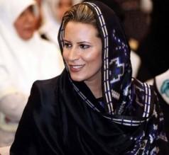 عائشة القذافي تطلب ممرا آمنا الى الأردن للعيش فيه