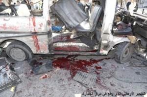 انفجارات سورية استهدفت شخصية سياسية بارزة