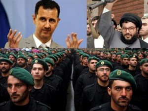 حزب الله اعتقل واغتصب النساء في حمص