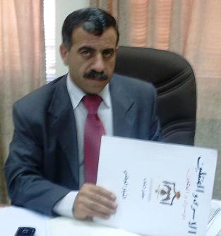 النائب الديرباني يستقبل استفسارات ذوي المعتقلين الأردنيين في العراق عبر الايميل ..