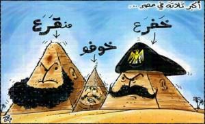 اكبر ثلاثة في مصر