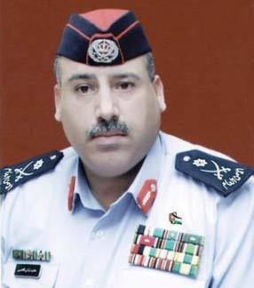 ترميجات لكبار الضباط في الامن العام