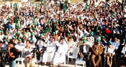 """الحركة الإسلامية: """"لا للوطن البديل نعم لإسناد المقاومة"""""""