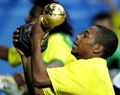 المنتخب البرازيلي ....همه تحطيم الأرقام