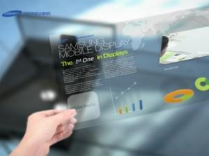سامسونغ تسعى لإنتاج شاشات غير قابلة للكسر