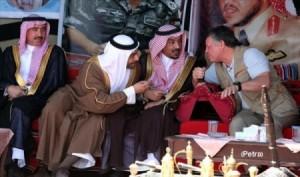 لهذه الاسباب تعتذر عشائر المساعيد عن حضور لقاء الملك