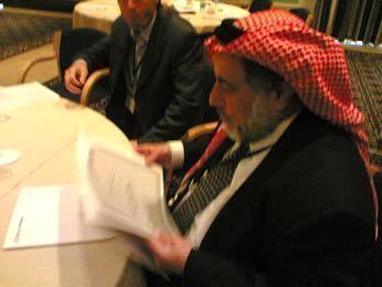 النائب السعد : شابان أردنيان عالقان على حدود الدرة السعودية منذ شهر بعد رفض صفقة أشتال زراعية ..