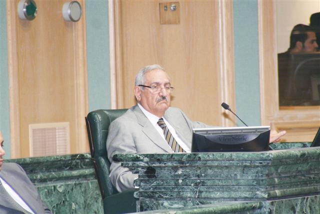 5 أحزاب أردنية تطالب مجلس النواب الأردني بالغاء معاهدة وادي عربة