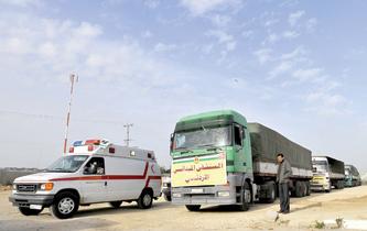 المستشفى الميداني العسكري الاردني يبدأ العمل في غزة غدا