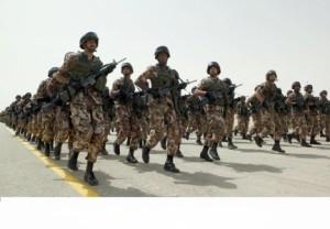 الجيش الأردني أعطب مركزين أمنيين بسوريا