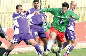 الوحدات يعبر اليرموك إلى نهائي البطولة التنشيطية