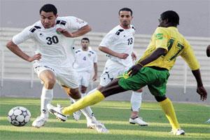 منتخبنا الوطني يحافظ على مركزه في التصنيف الدولي بكرة القدم
