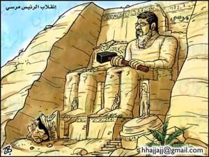انقلاب الرئيس مرسي