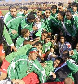 الوحدات بطلا لكأس السوبر الأردنية