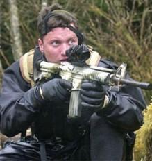 أول صورة لأحد قتلة بن لادن.. اسمه مات