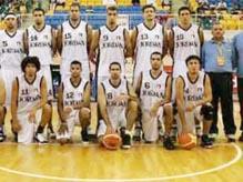 منتخبنا لكرة السلة يتصدر مجموعته ببطولة اسيا