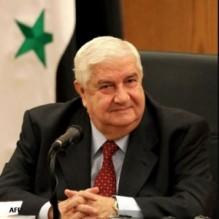 المعلم : قطر وعدت بتخصيص المليارات لإعادة بناء سوريا و تغيير نهج