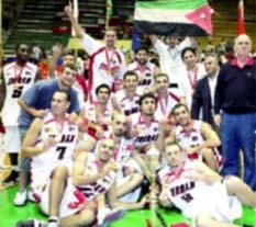 منتخب السلة الاردني يفوز على كازخستان في بطولة اسيا