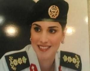 الملكة رانيا كما لم تشاهدوها من قبل..صور