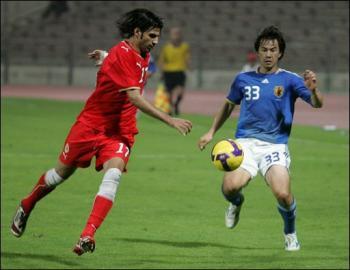 البحرين تتغلب على اليابان وخسارة الإمارات أمام الأوزبكي بتصفيات كأس آسيا