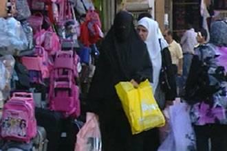 """""""رجال منقبون"""" في الأردن.. لصوص يختفون وراء زي الاحتشام"""