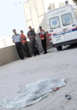 وفاة خادمة إثر سقوطها من شرفة بناية في تلاع العلي