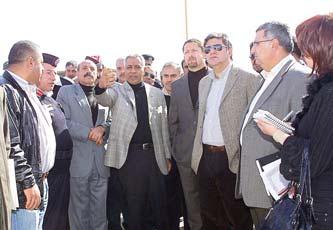 الفايز يكشف عن مسودة التعليمات الجديدة..بطاقات خاصة للمستثمرين العراقيين وتمديد الإقامة لخمس سنوات