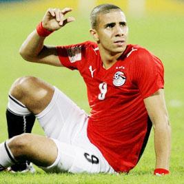 """صديقة زيدان """" الدنماركية """" هي السبب في عدم انضمامه للمنتخب المصري"""