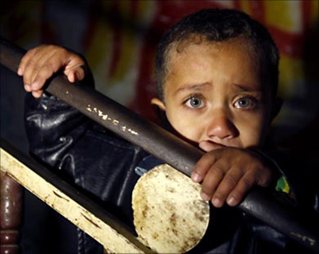 صحيفة أميركية: إسرائيل انتهكت الهدنة وحرقت الأطفال