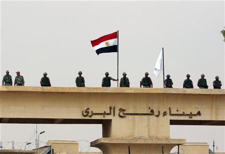 قوات الشغب المصرية تمنع وفدا هندسيا أردنيا مع مغادرة رفح