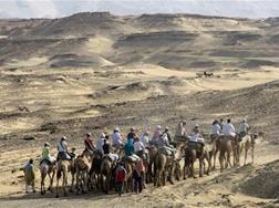 انقاذ سياح اسرائيلين تاهوا بين عيّ وغور عسال