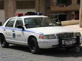 طعن شرطي نجدة في ظهره أثناء مطاردته مسجلين خطر