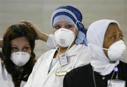 633 عدد المصابين بأنفلونزا الخنازير في المملكة