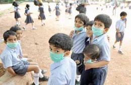 تسجيل اول اصابة بانفلونزا الخنازير في مدارس اربد