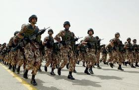 الجيش الأردني ينشر قواته على الحدود مع العراق ويعلن التعبئة