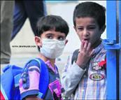 """3 اصابات جديدة بانفلونزا الخنازير في مدرستين بـ""""اربد"""""""
