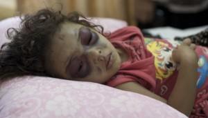 صور لاطفال غزة .. لغزة منا سلام